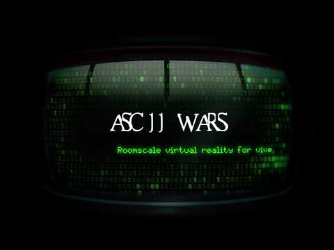 ASCII Wars Trailer (A Virtual Reality Game)