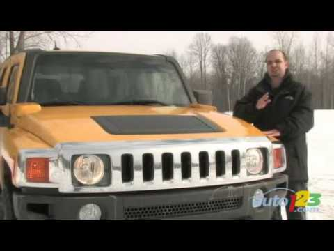 2006 Hummer H3 Review by Auto123.com
