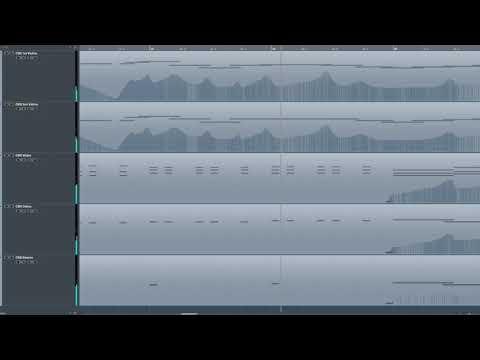 Original Composition - 20170728 | Cinematic Studio Strings Demo