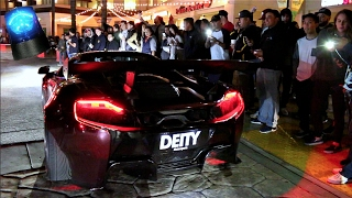 FAST & FURIOUS COMES TO LIFE!! Police Shut Down INSANE Supercar Meet!