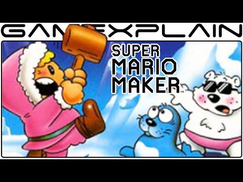 Full-Download] Mario Maker Event Course Comparison Super Mario Bros 2