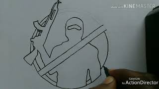 Stop Terrorism | How to Draw For Stop Terrorism?