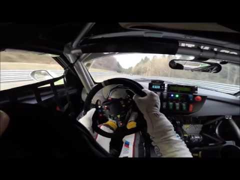 BMW Z4 GT3 onboard of Nürburgring Nordschleife