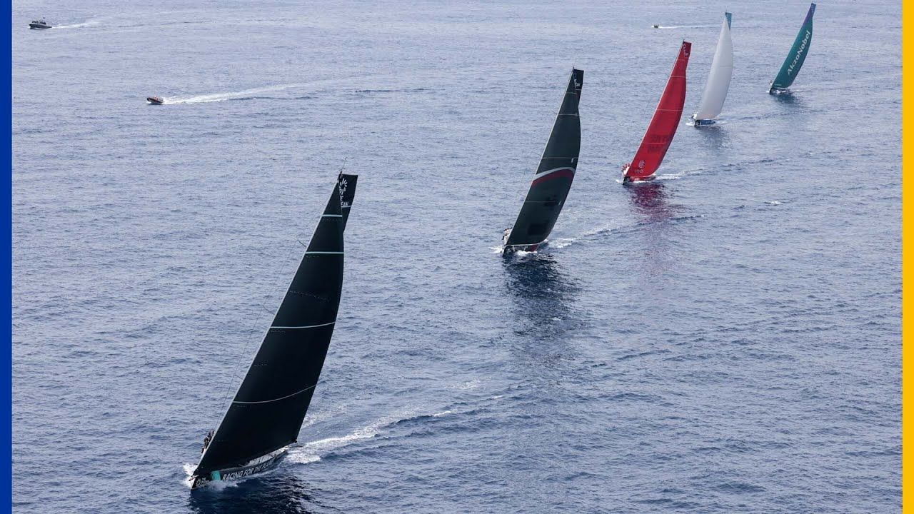 Mirpuri en VO65 et la surprise Offshore Team Germany