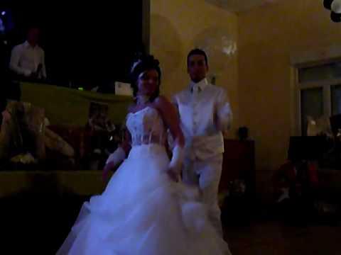 premiere danse mariage tiffany et greg youtube. Black Bedroom Furniture Sets. Home Design Ideas