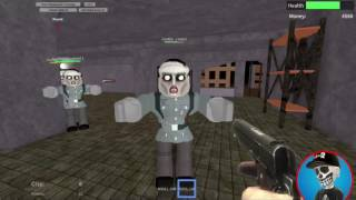 Roblox Call Of Duty : Nacht Der Untoten