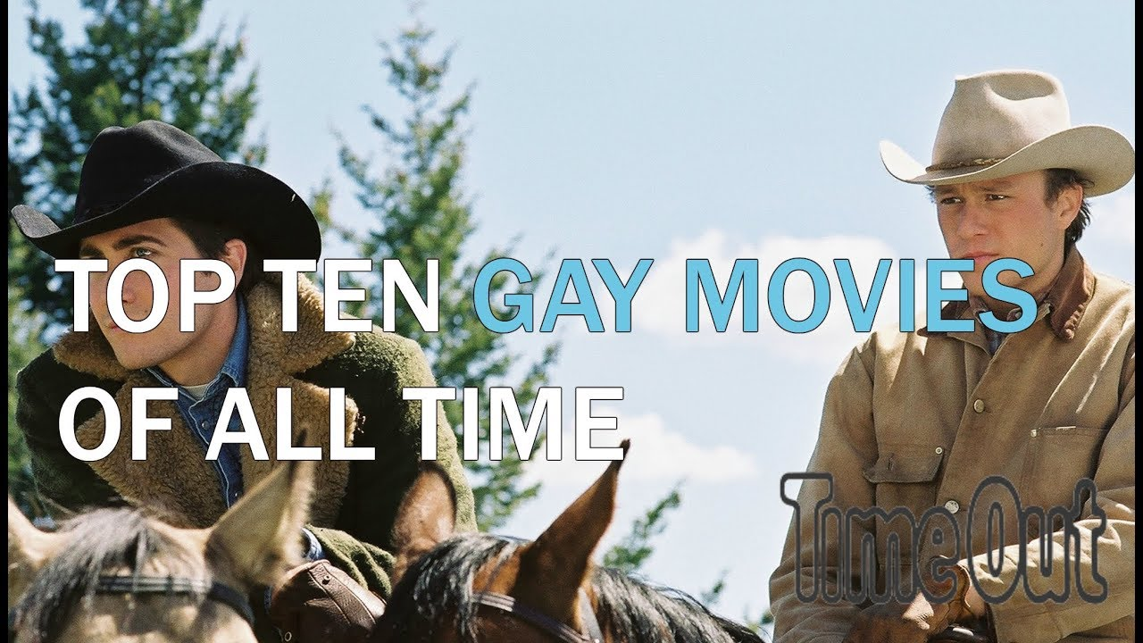 Top Gay Movies Of All Time