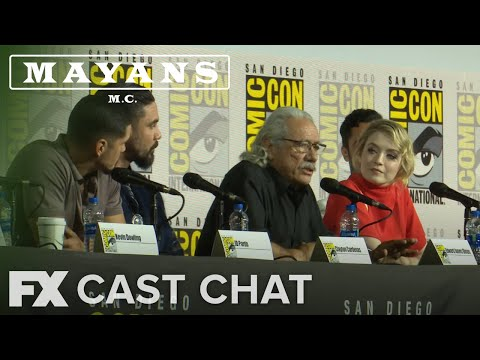Mayans M.C. | Season 2: Thanking The Writers Cast Chat | FX