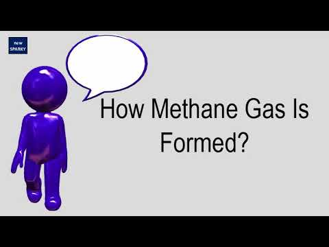 How Methane Gas Is Formed?