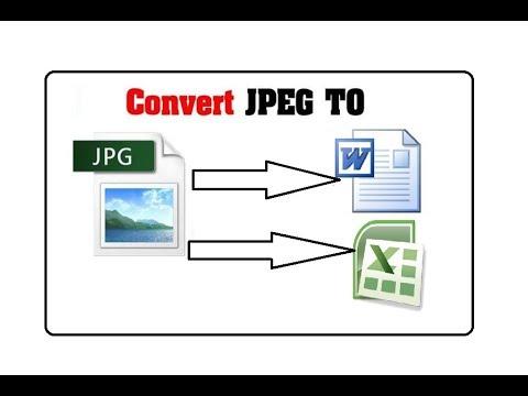 Convert JPG to Excel | Convert JPG to WORD | onlineocr |Convert JPG to WORD  online & free