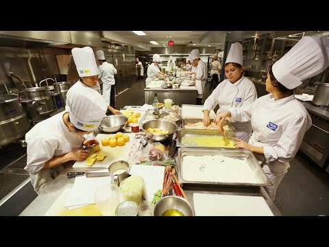 Why Students, Alumni and Industry Love the Centre for Hospitality and Culinary Arts