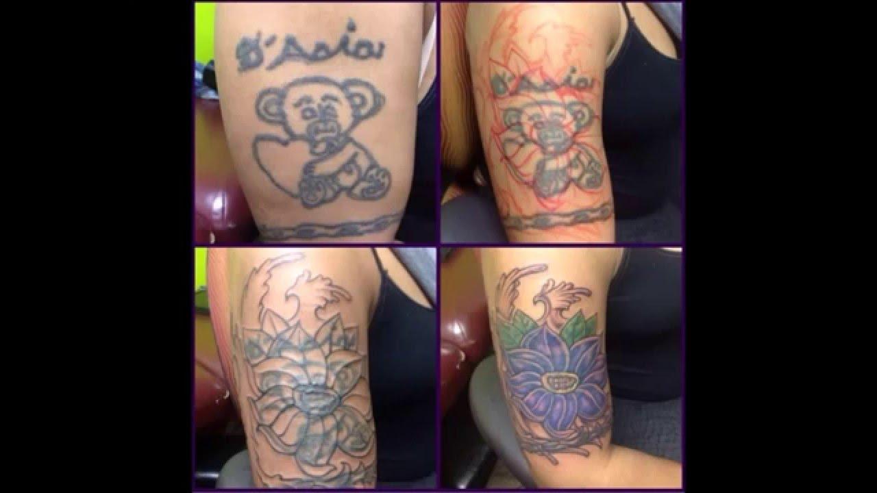 Baltimore maryland coverup tattoo artist
