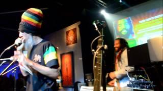 Ky-Mani Marley - Moksha Roots Live Recap