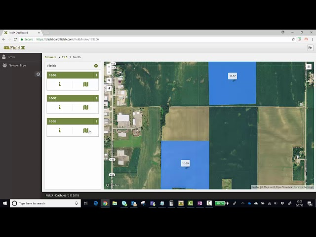 Creating and Mapping Fields in FieldX Dashboard