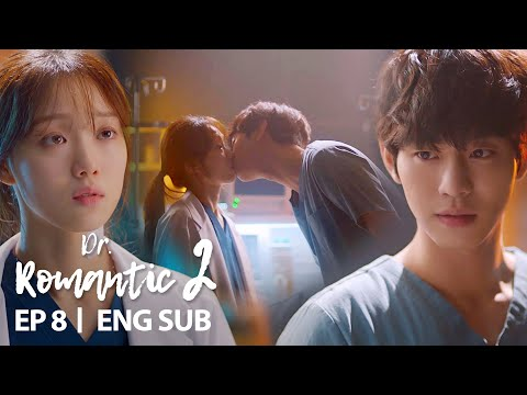Ahn Hyo Seop Kisses Lee Seong Kyoung [Dr. Romantic 2 Ep 8]
