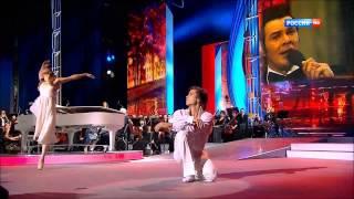 Anna Tihomirova and Artem Ovcharenko - Melody of Love by Andrey Merkuriev