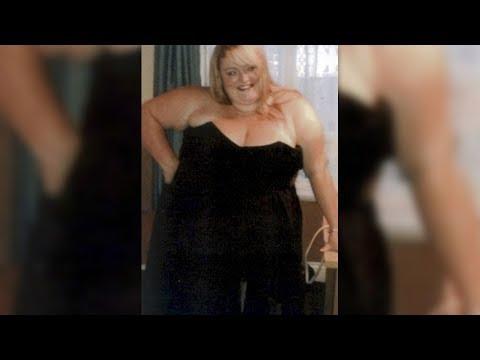 Die Frau nimmt über 90 Kilogramm ab - schau sie dir jetzt an