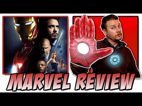 Iron Man (2008) - Movie Review (Journey to Marvel's Infinity War | An MCU Analysis Series)