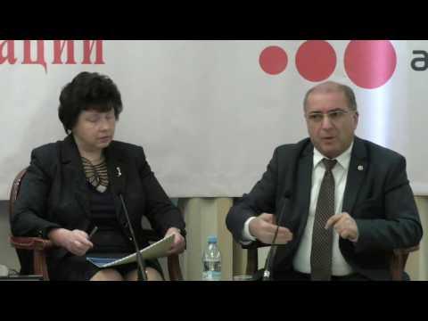 Гарегин Тосунян: Встреча банкиров с руководством Банка России и ГУ ЦБ по ЦФО