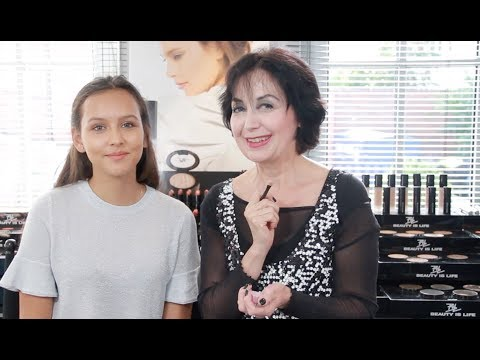 BEAUTY IS LIFE Tutorial – How to: Style a gentle and effective eye make-up #gentleeyes