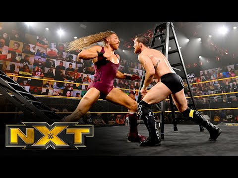 Kyle O'Reilly vs. Pete Dunne – WarGames Advantage Ladder Match: WWE NXT, Nov. 25, 2020