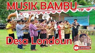 Musik Bambu   Musik Tradisional Terbuat dari Bambu Pada Upacara Adat TULUDE (Official Music Video)