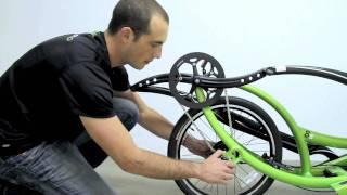 Adjusting the Shimano Alfine 8-speed Hub on ElliptiGO Elliptical Bikes