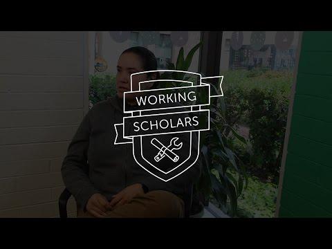 Mountain View Working Scholars Testimonial