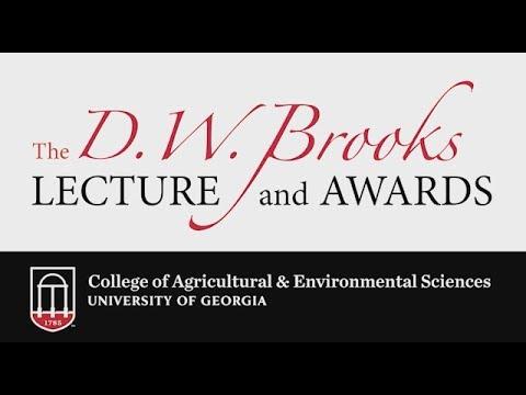 2017 DW Brooks Lecture Dr Nina Federoff