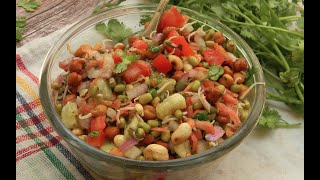 Sprouts Salad | Diet for weight loss | Moong sprouts salad | Healthy Breakfast