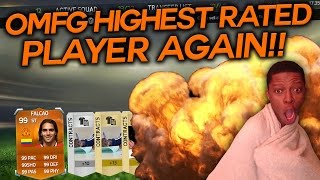 OMG HIGH RATED PLAYER IN A PACK AGAIN - FIFA 15 GIVE ME YOUR PACK vs xAcceptiion