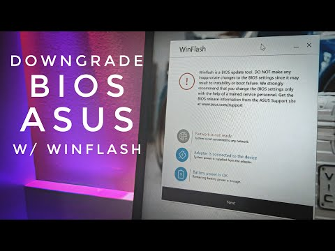 downgrade-bios-asus-laptop-with-winflash