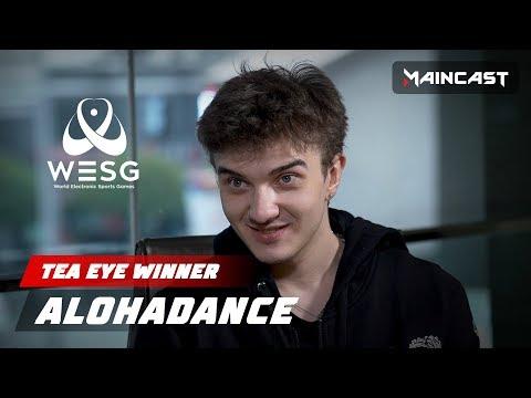 Tea Eye Winner: ALOHADANCE