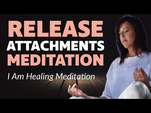 Letting Go I Am Meditation--Healing The Mind, Body, and Soul