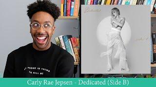 Baixar Gay Guy Reacts to 'Dedicated Side B' - Carly Rae Jepsen