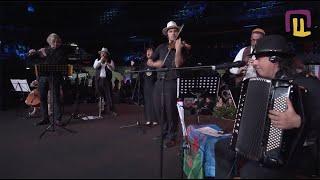 Romanò Simchà festa ebraica rom - Alexian Group Enrico Fink Orchestra  Multietnica di Arezzo - YouTube