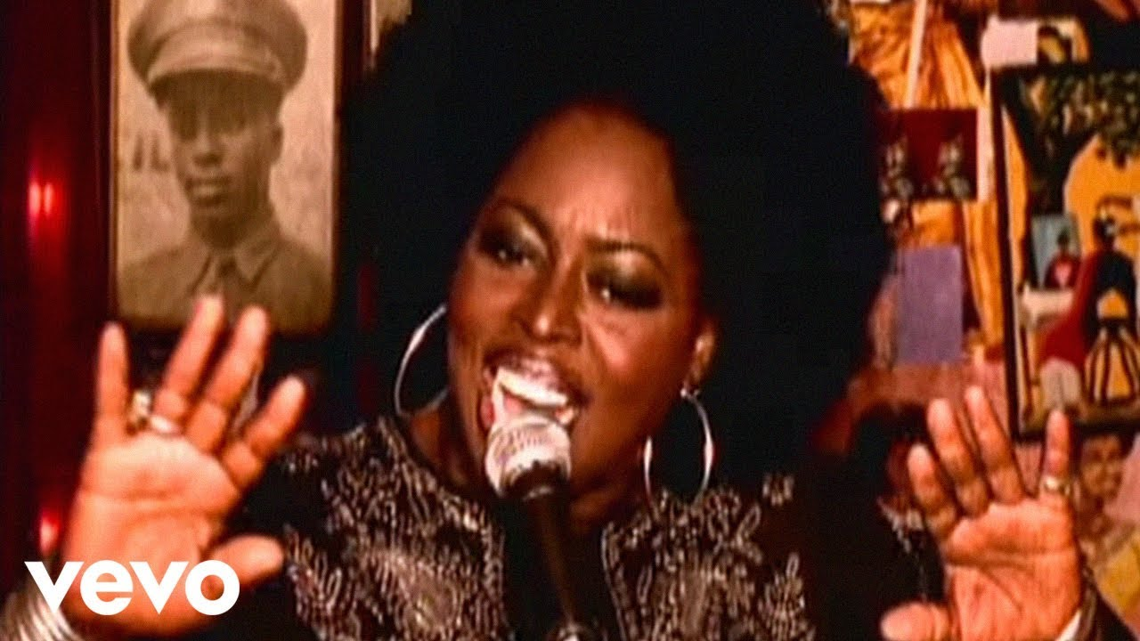 Angie Stone - No More Rain (In This Cloud) (Official Video) #1