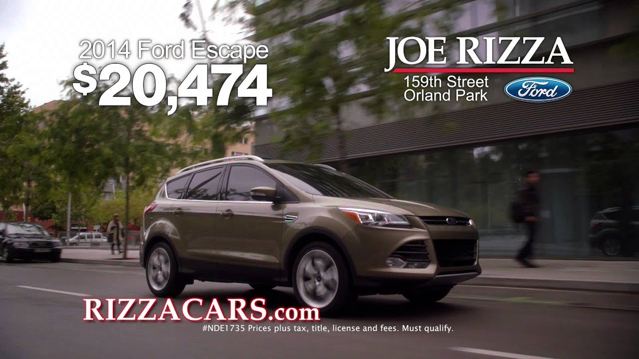 Joe Rizza Ford Orland Park Summer Savings Event Youtube