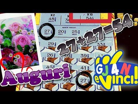 Gratta e Vinci: Bonus Tutto per Tutto - PARTE 2 from YouTube · Duration:  14 minutes