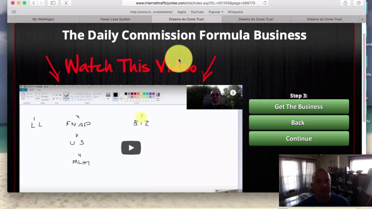 daily commission formula overview how to create daily commissions