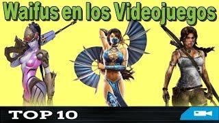 Top 10 Waifus en los Videojuegos