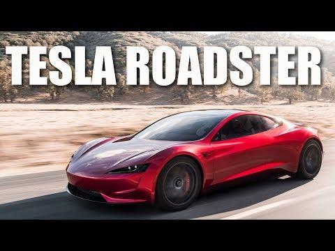 Tesla Roadster | SuperCar Nucléaire ??