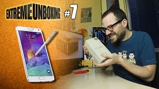 Samsung Galaxy Note 4 - Extreme Unboxing - 07