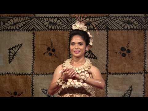 Miss Tonga Tourism Michelle Motuliki - Miss Heilala Tau'olunga
