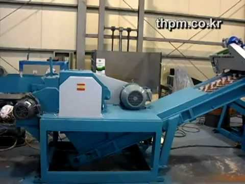 wire chopping machine
