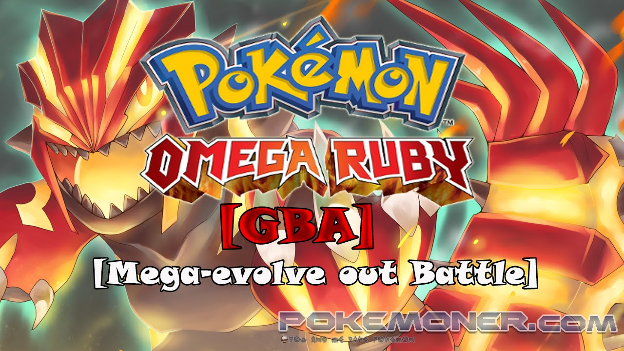 GBA] Pokemon Omega Ruby (GBA) Completed - Pokemoner com