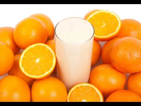 Image result for orange and milk