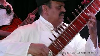Ashwin Batish, Sitar Trek at Kuumbwa Jazz Center. Raga Jazz Fusion, Live!