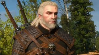 The Witcher 3: Wild Hunt Прохождение Белый Сад Все скрытые места Часть 1