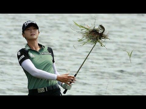 CLUCH MAJOR PERFORMANCES -Top Shots 2018 LPGA Major Championships